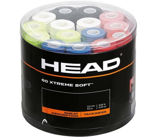 HEAD Xtreme Soft 60 PCS Box Griffband - 1