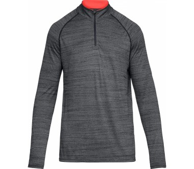 Under Armour Tech 1/4 Zip Men silver