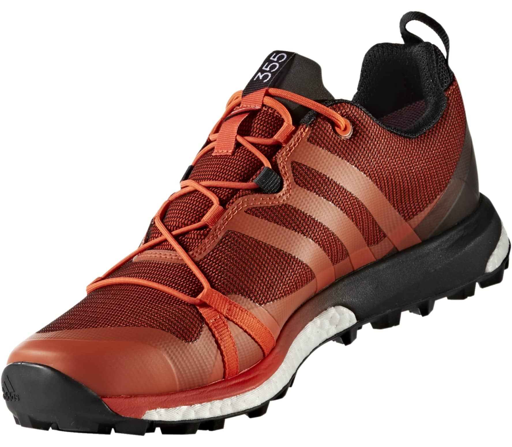 new concept 9f6e4 c4c83 Adidas - Terrex Agravic GTX mens trail running shoes (redblack)