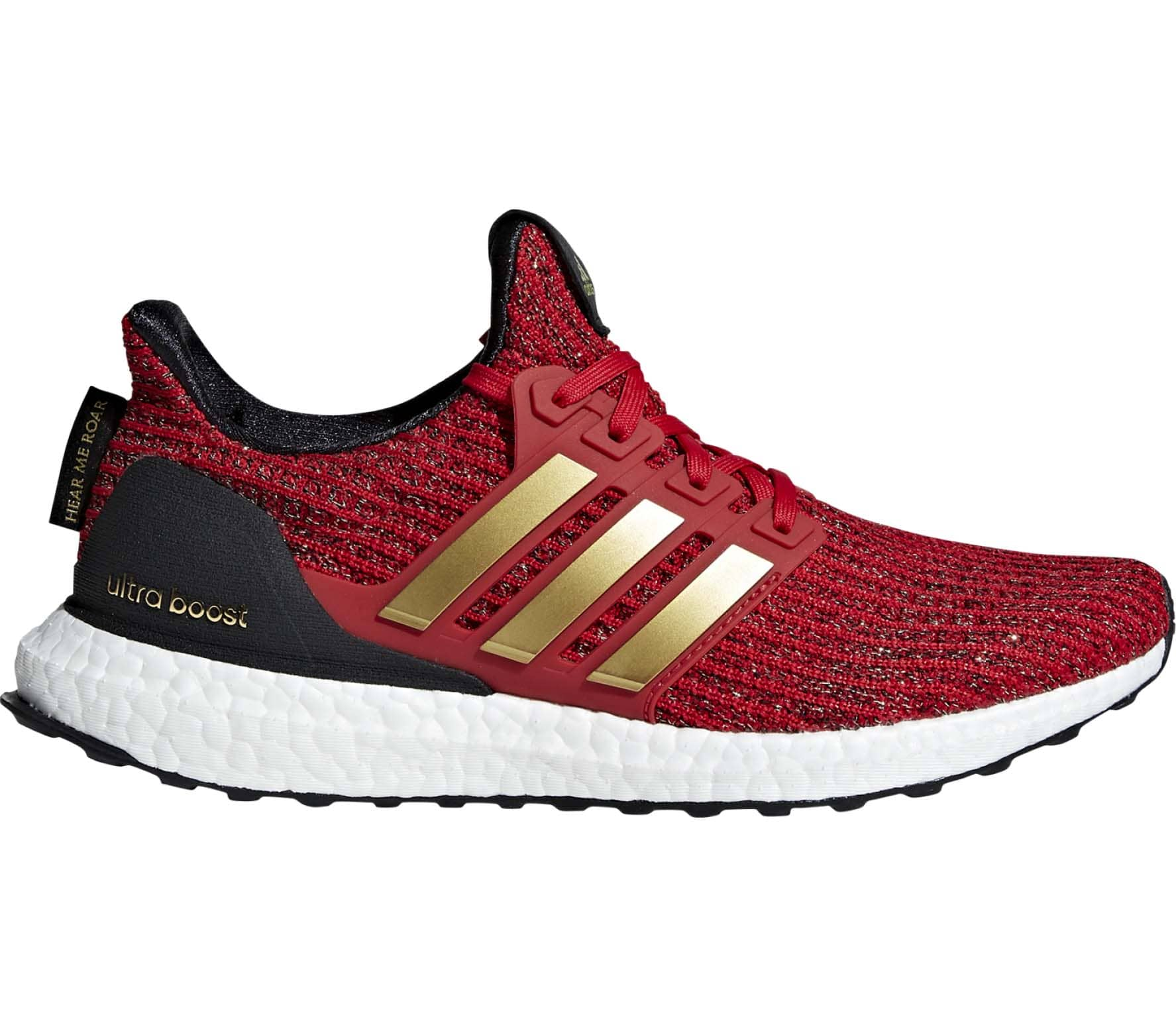 adidas X Game of Thrones Ultraboost House Lannister Sneakers