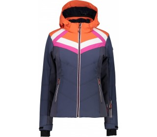 Zip Hood Jacket Women Ski Jacket