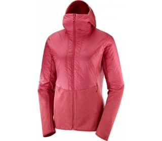 Outline Warm Women Fleece Jacket