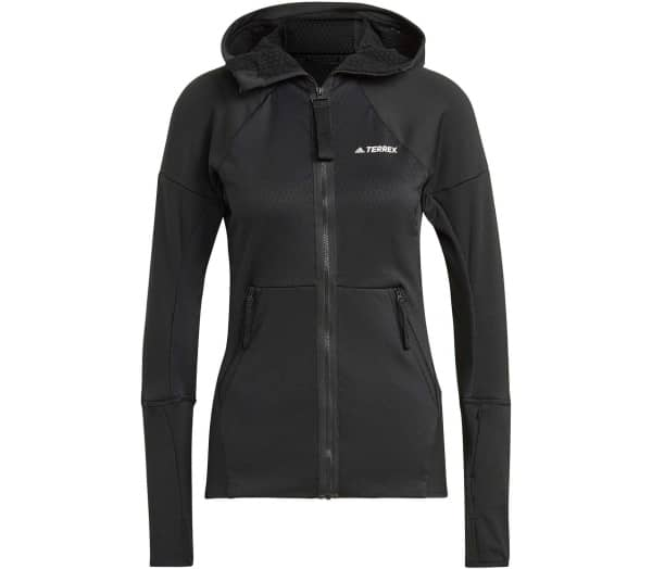 ADIDAS TERREX Flooce Women Fleece Jacket - 1