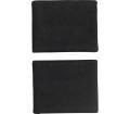 adidas Wb S Unisex Schweißbänder schwarz
