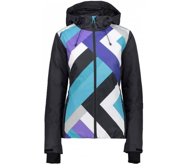 CMP Fix Hood Women Ski Jacket - 1