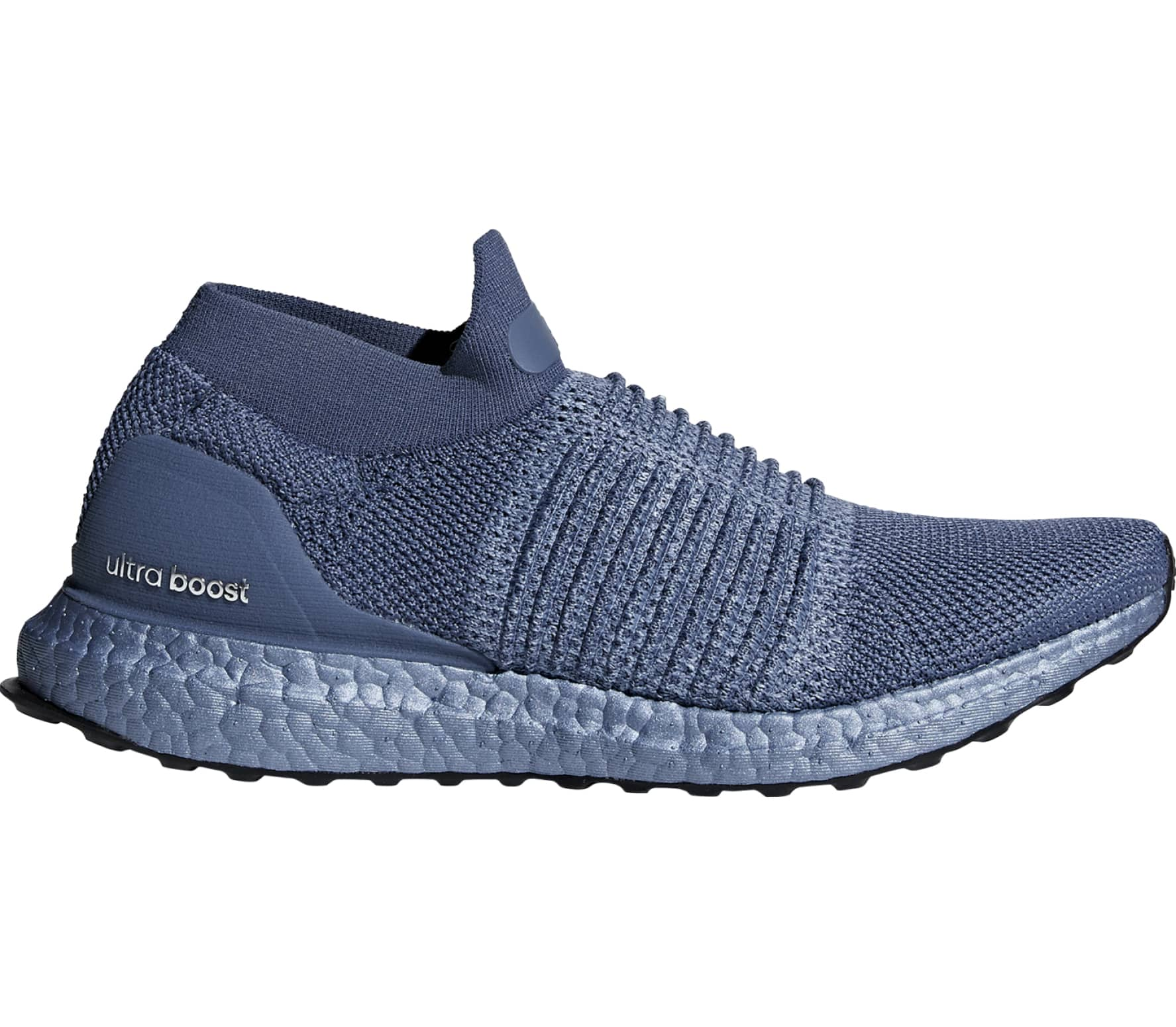 5cbcbc0afcc8c Adidas - Ultra Boost Laceless women s running shoes (dark blue) Køb ...