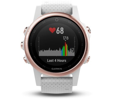 Garmin - fénix 5S Unisex outdoor watch (white)