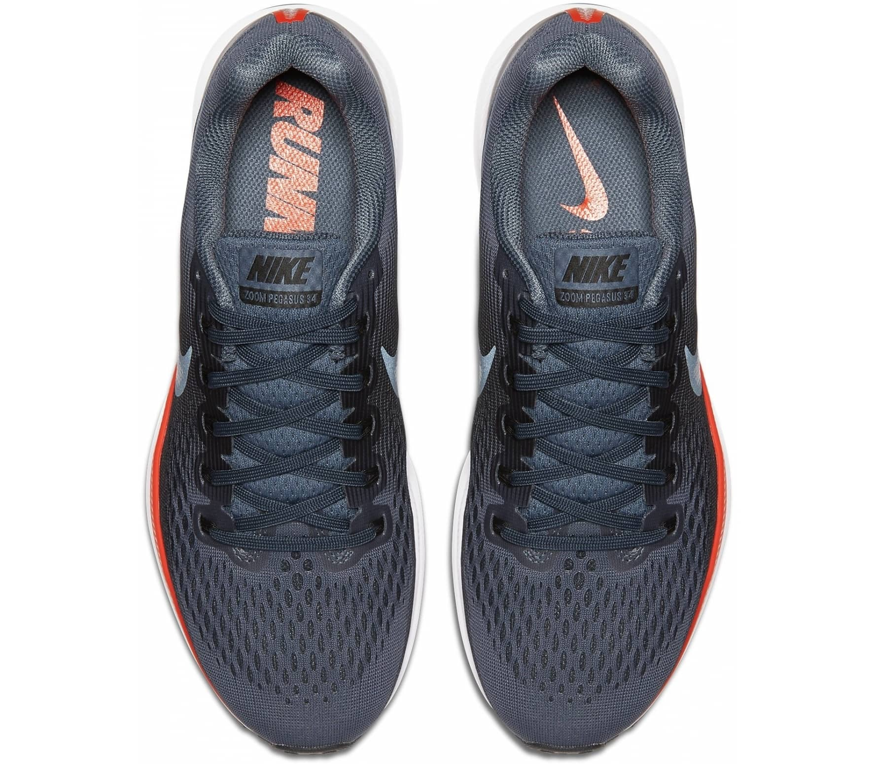 the latest e92ca 4613f ... amazon shopping nike air zoom pegasus 34 kvinder løbesko blå 0cd7e  9286b bc377 89ece