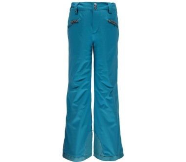 Spyder - Vixen Tailored children's ski pants (blue)