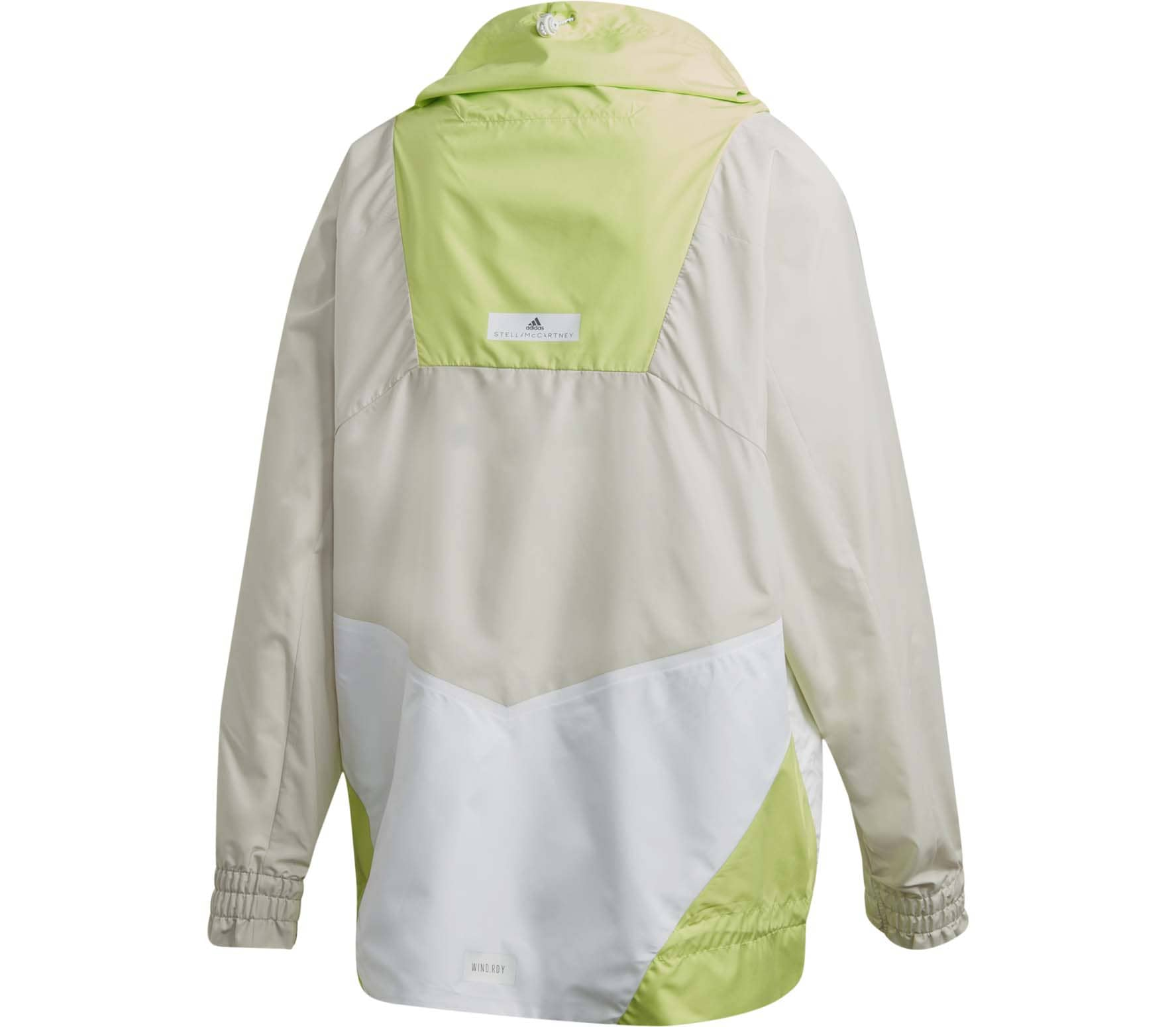 adidas by Stella McCartney Adizero Half Zip Damen Jacke