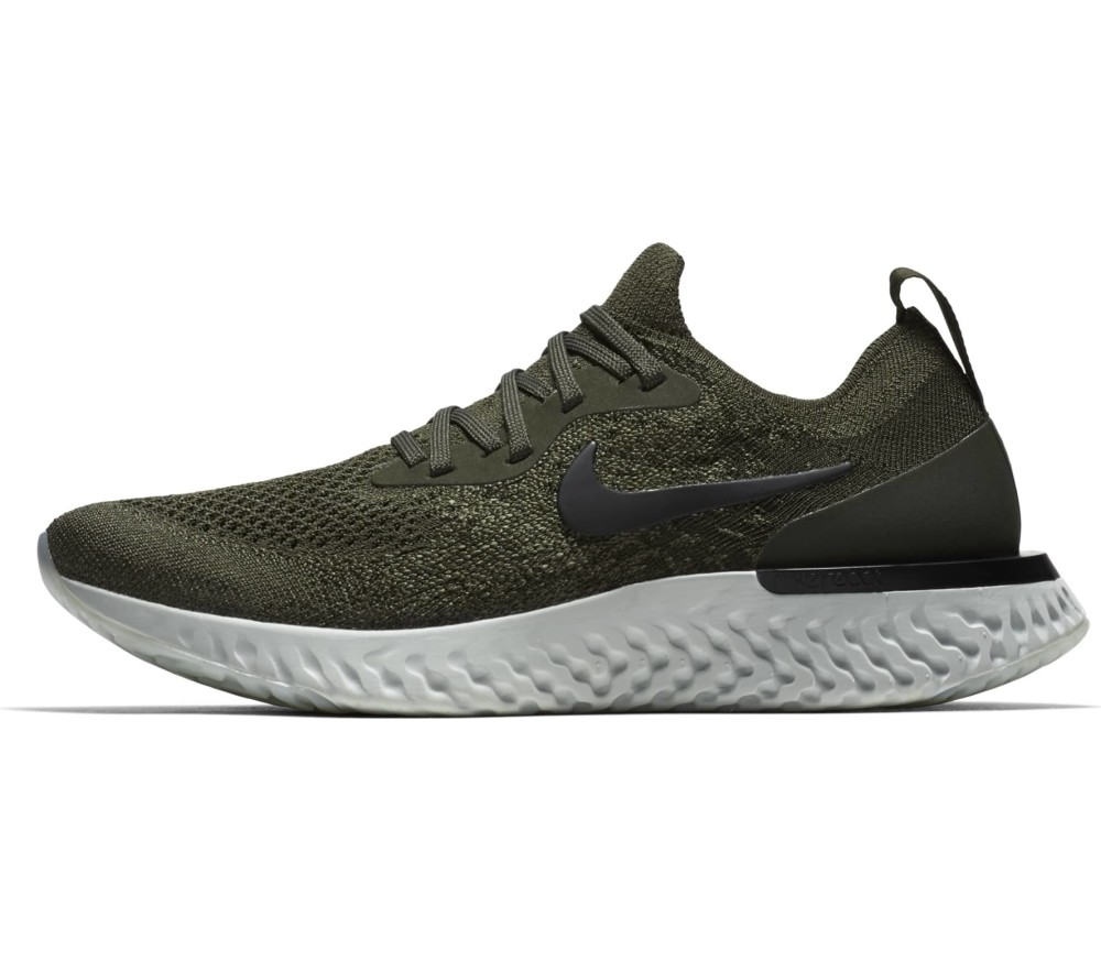 b856318cee9e Nike - Epic React Flyknit women s running shoes (matcha) Køb online ...