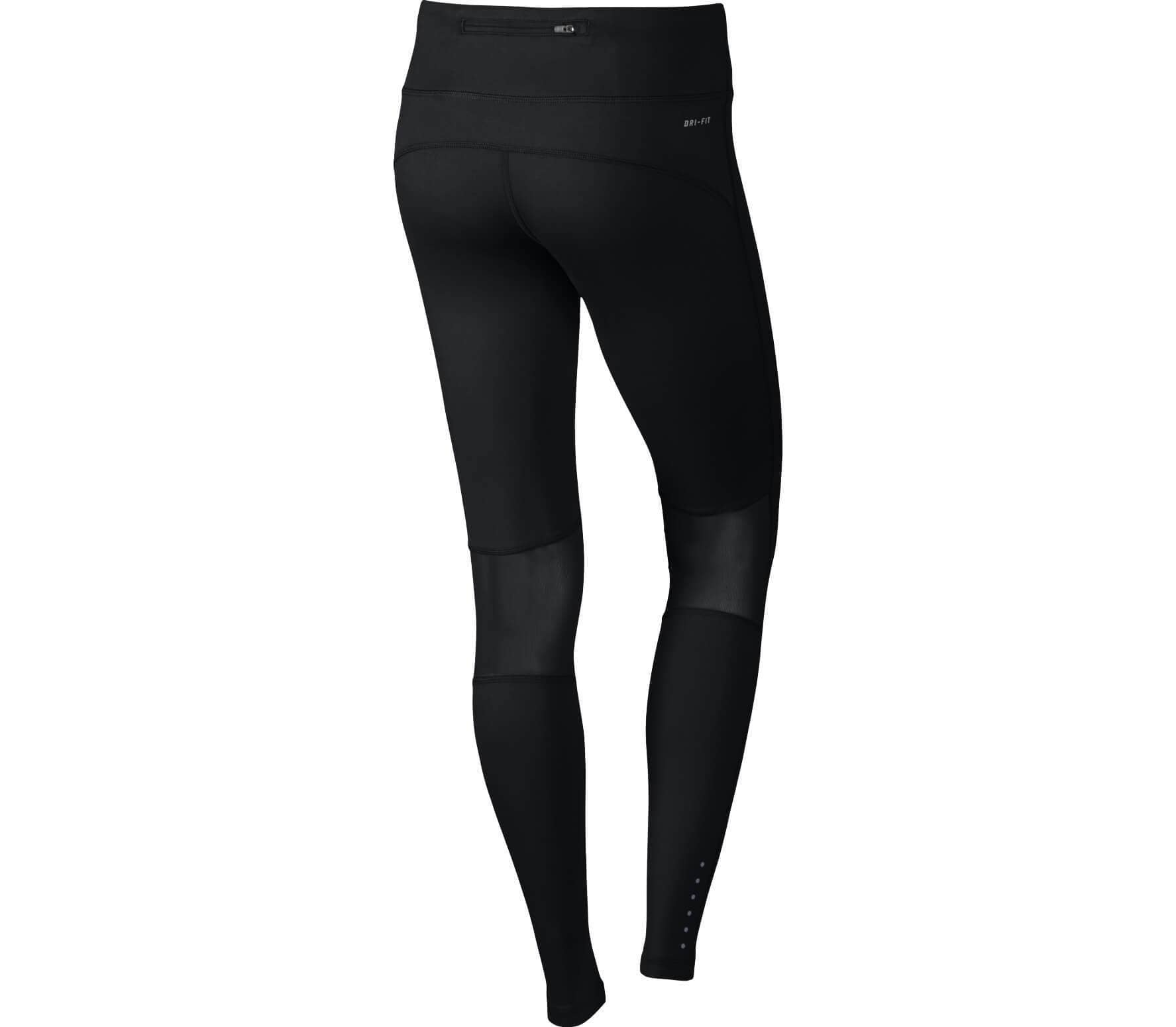 on feet at sports shoes new styles Nike Dri-Fit Epic Run Tights Women