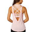 Lorna Jane - Ivy women's training tank top top (pink)
