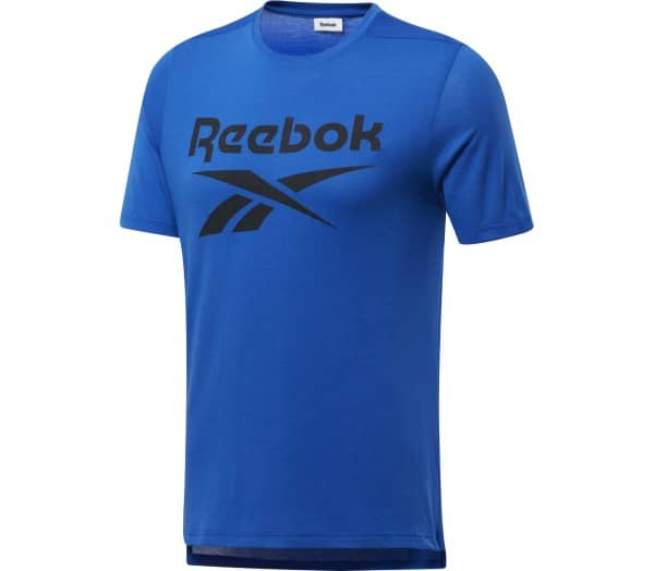 REEBOK Workout Ready Supremium Graphic Tee Men Training Top - 1