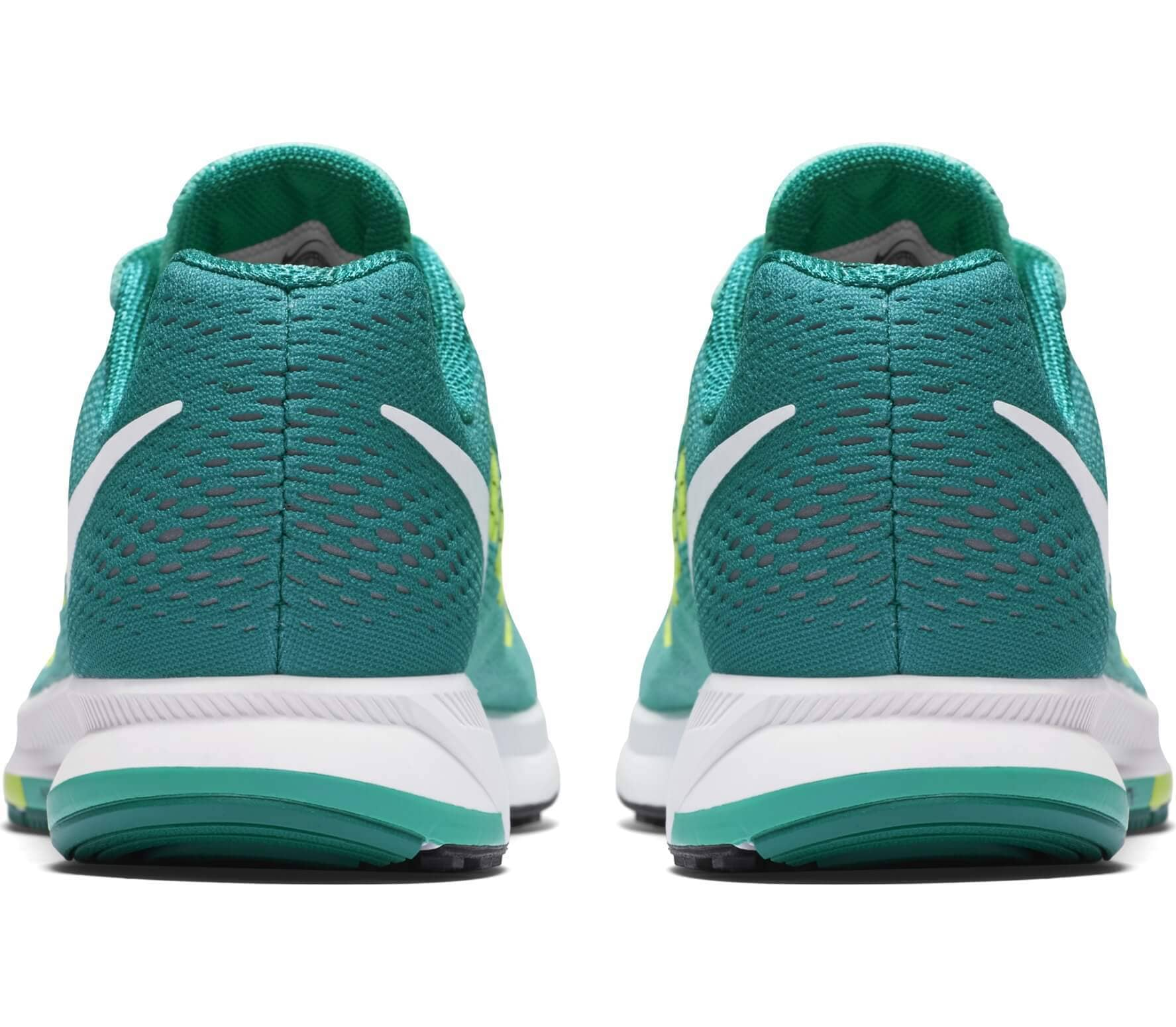 brand new f427c 600c6 Nike - Air Zoom Pegasus 33 womens running shoes (turquoisewhite)