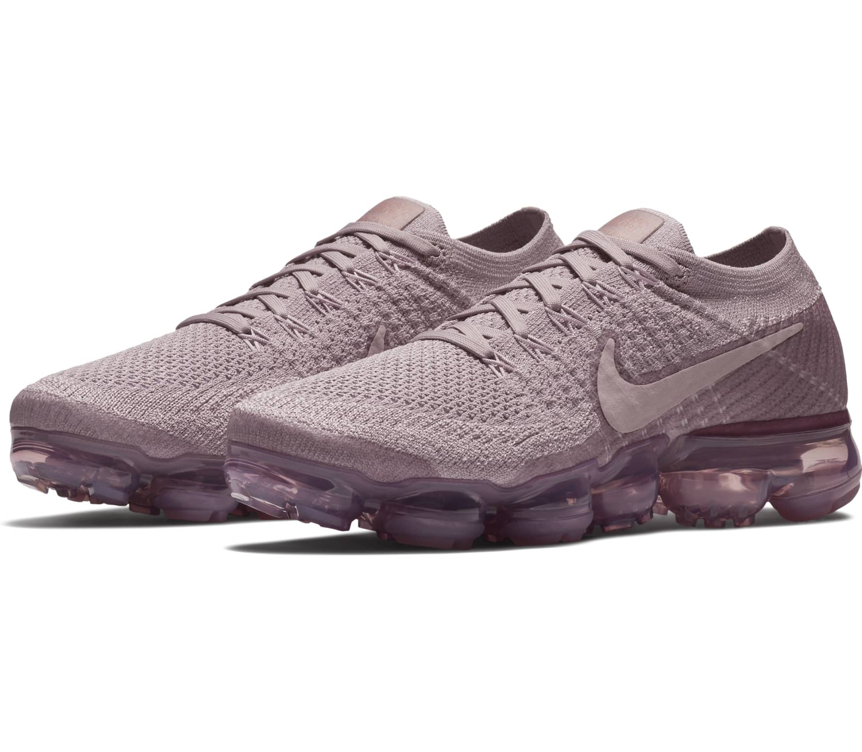 newest collection f137b 994de ... inexpensive nike air vapormax flyknit womens running shoes purple 902b1  cc035