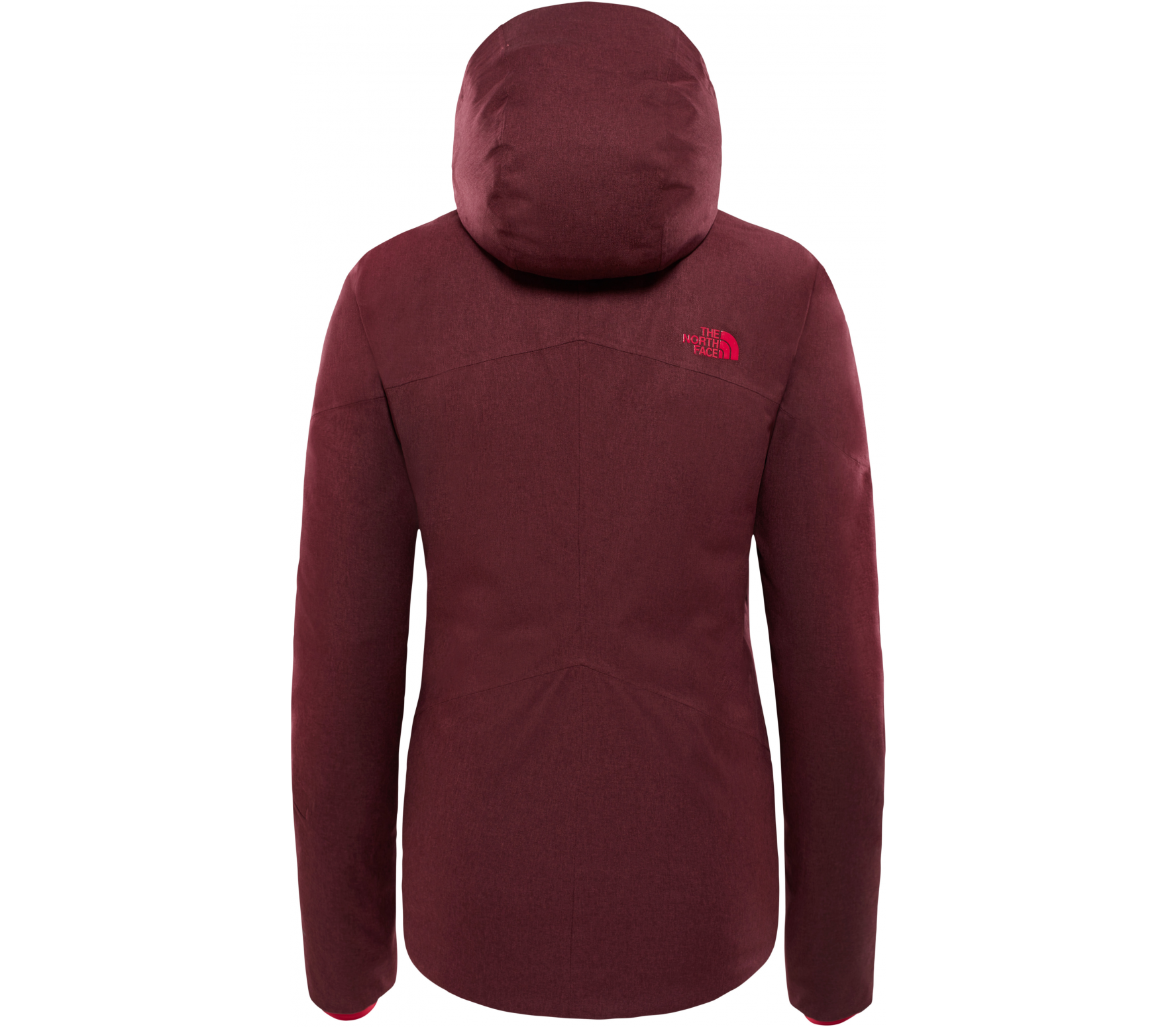 The North Face - Lenado Damen Skijacke (rot)