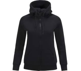 Logo Zip Dames Sweatjack