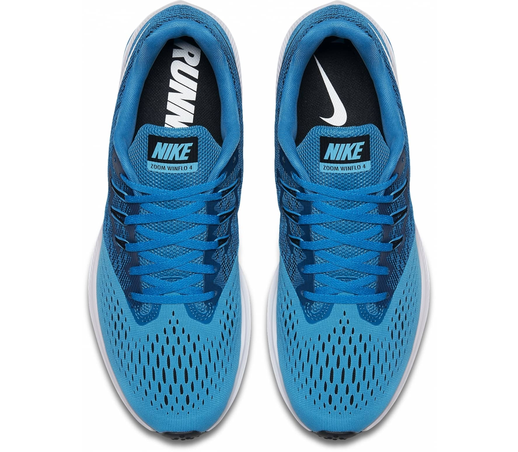 06fed0eb1759 ... shop nike zoom winflo 4 mens running shoes blue 8de77 8b8d5