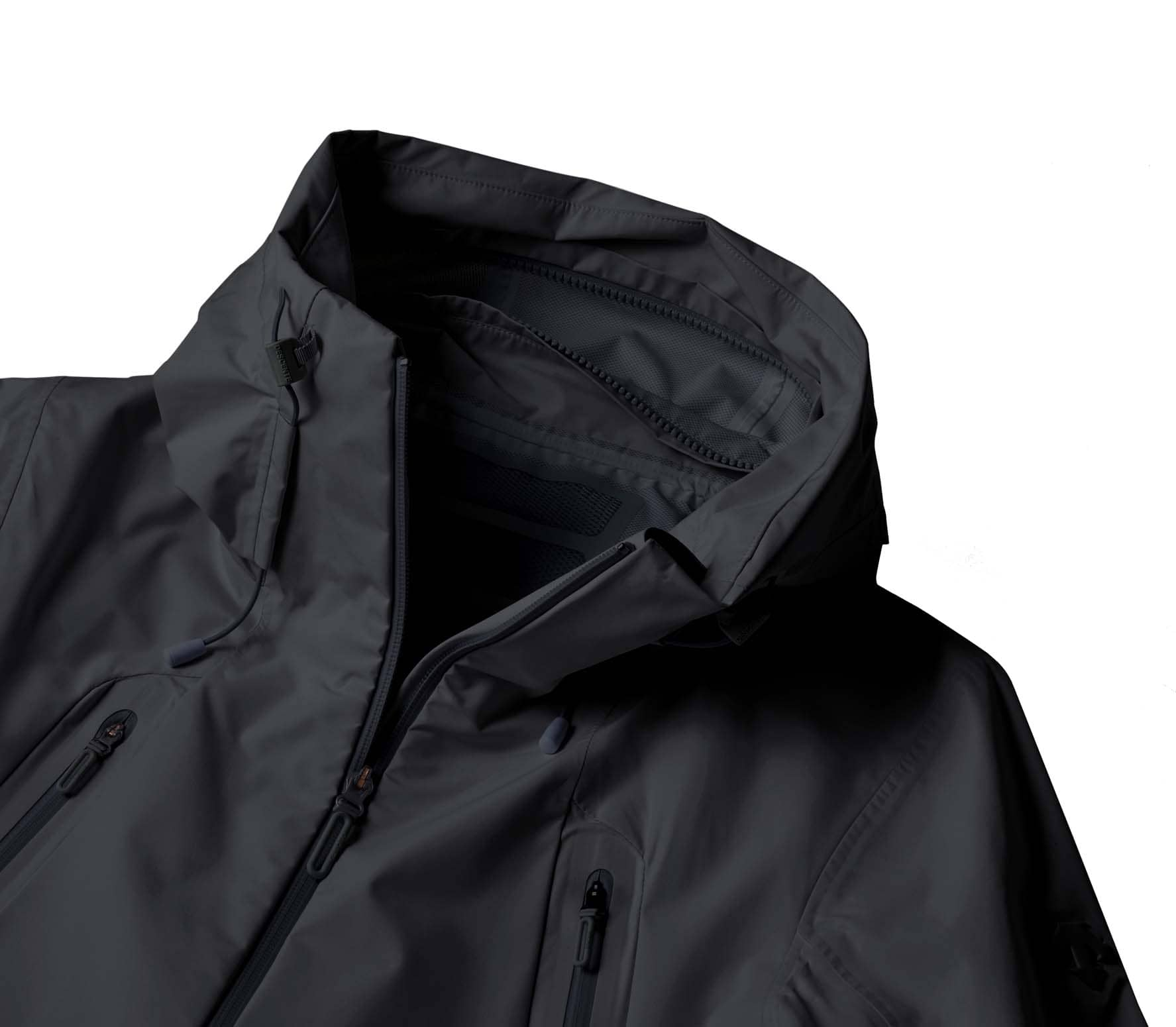 Inner Surface Technology All Weather Unisex Parka