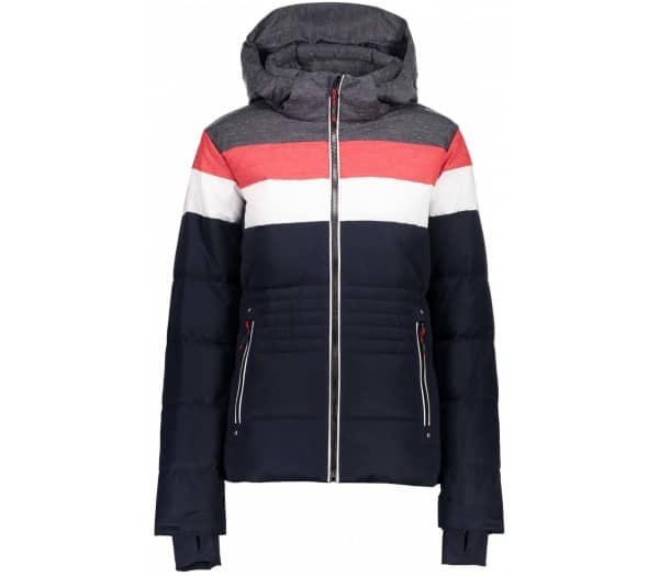 CMP Zip Hood Women Winter Jacket - 1