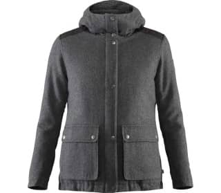 Greenland Re-wool Damen Winterjacke