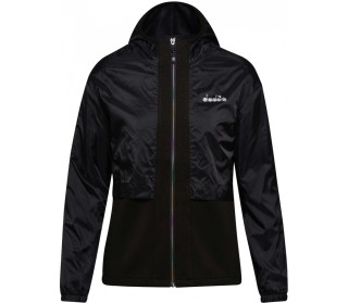 Diadora Fullzip HD Workout Damen Jacke