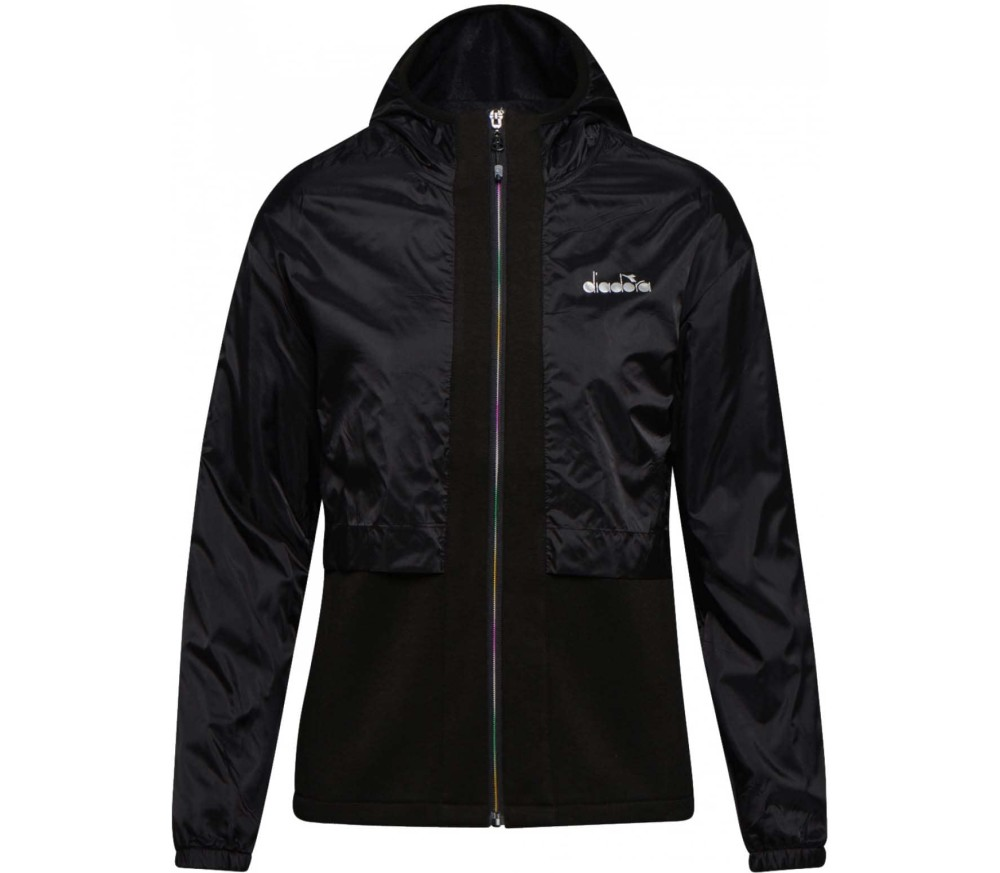 Diadora Fullzip HD Workout Femmes veste Damen