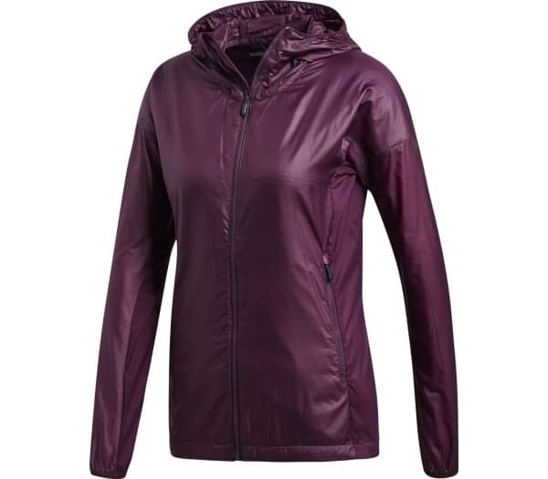 ADIDAS Agravic Alpha Hooded Shield Damen Windbreaker - 1
