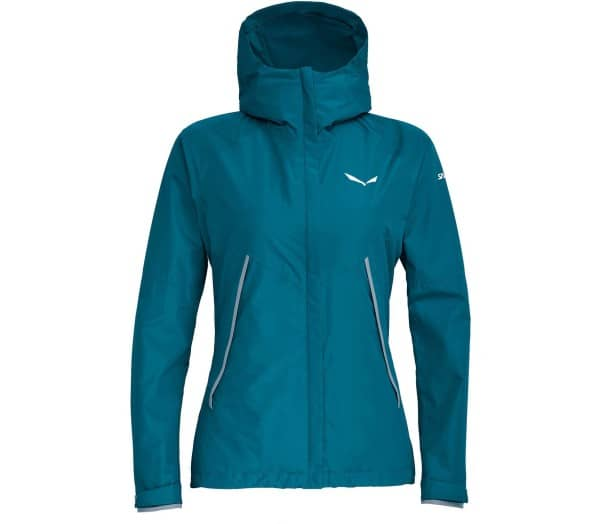 SALEWA Puez Powertex 2L Damen Regenjacke - 1