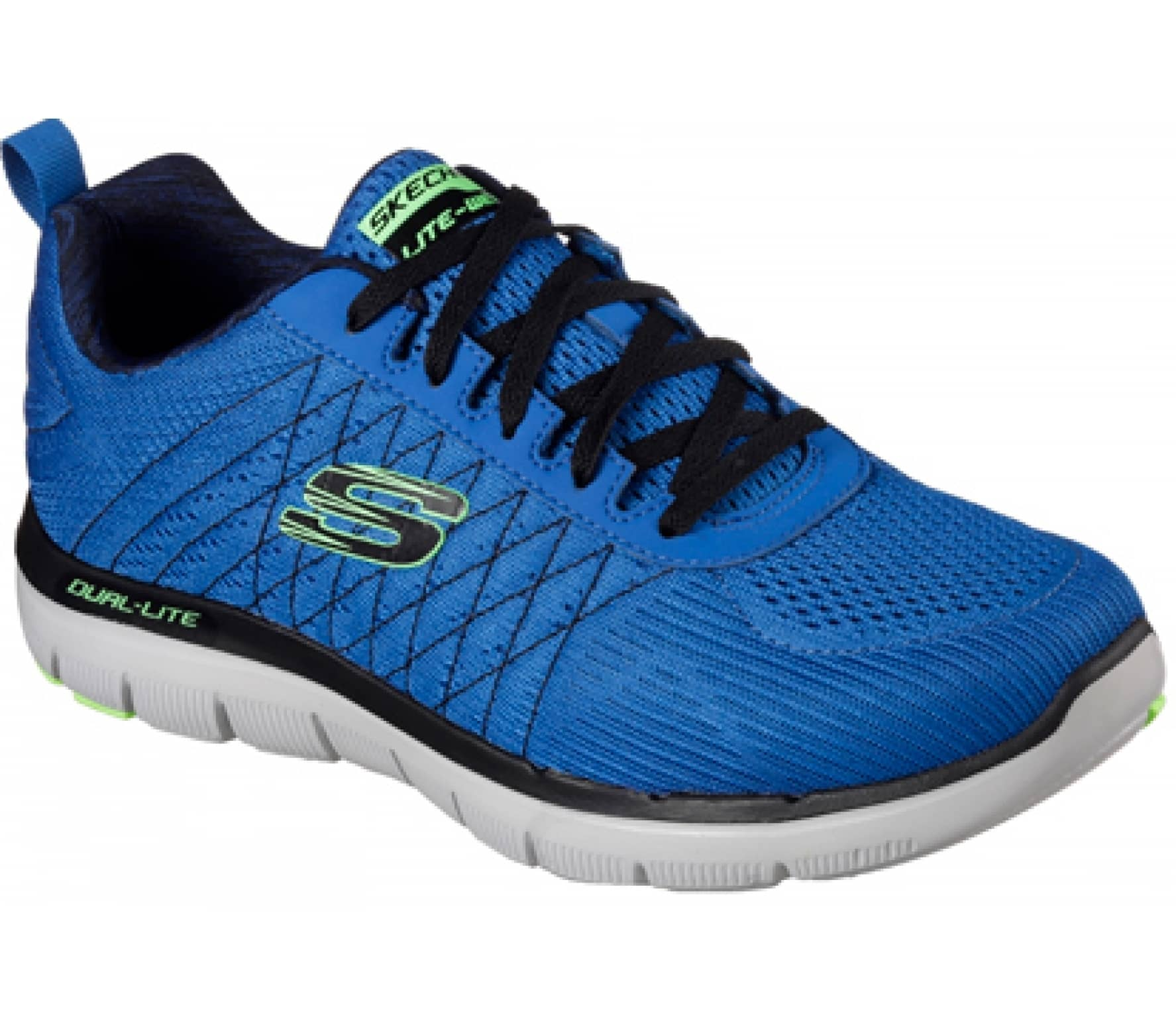 the latest def77 d1379 Skechers - Flex Advantage 2.0 The Happs Uomo fitness scarpe (blu)