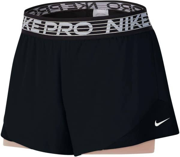 NIKE Pro Flex Damen Trainingsshorts - 1