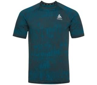 ODLO Crew Neck Blackcomb Pro Men Running Top