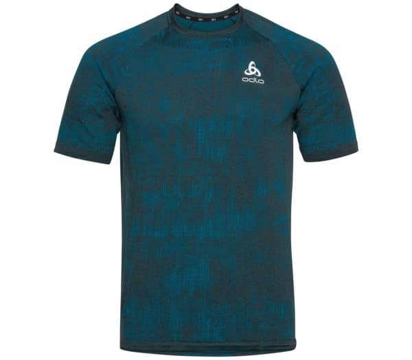 ODLO Crew Neck Blackcomb Pro Men Running Top - 1