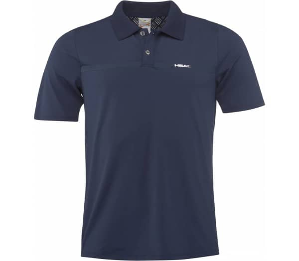 HEAD Performance CT Men Tennis Polo Shirt - 1