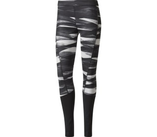 Techfit Long Print Femmes
