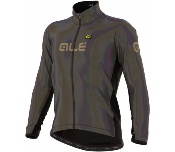 ALÉ Guscio Iridescent Reflective Men Cycling Jacket - 1