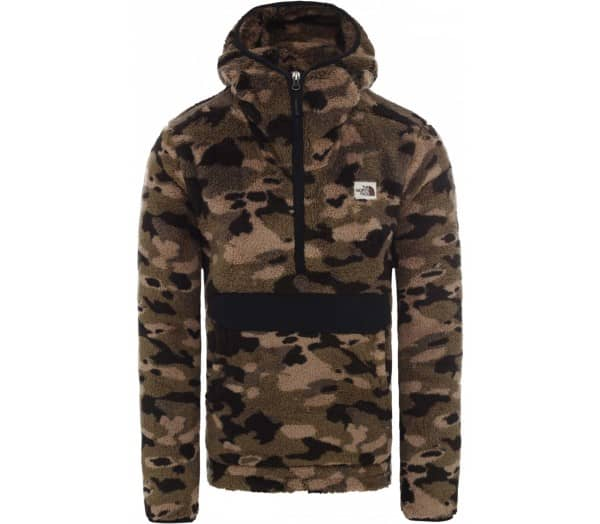 THE NORTH FACE Campshire Herren Fleecehoodie - 1