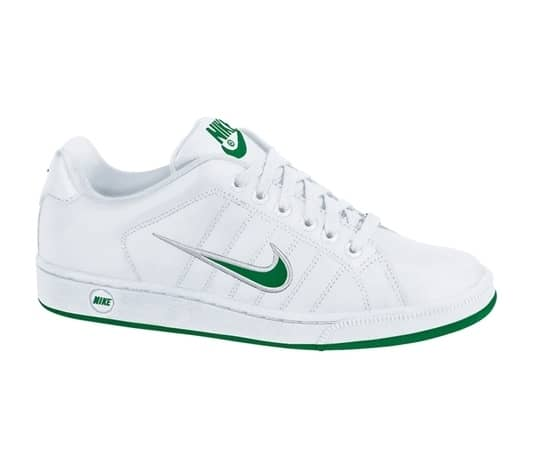 new style d401b 8df7c Nike - Court Tradition 2 Whitegreen Fa08