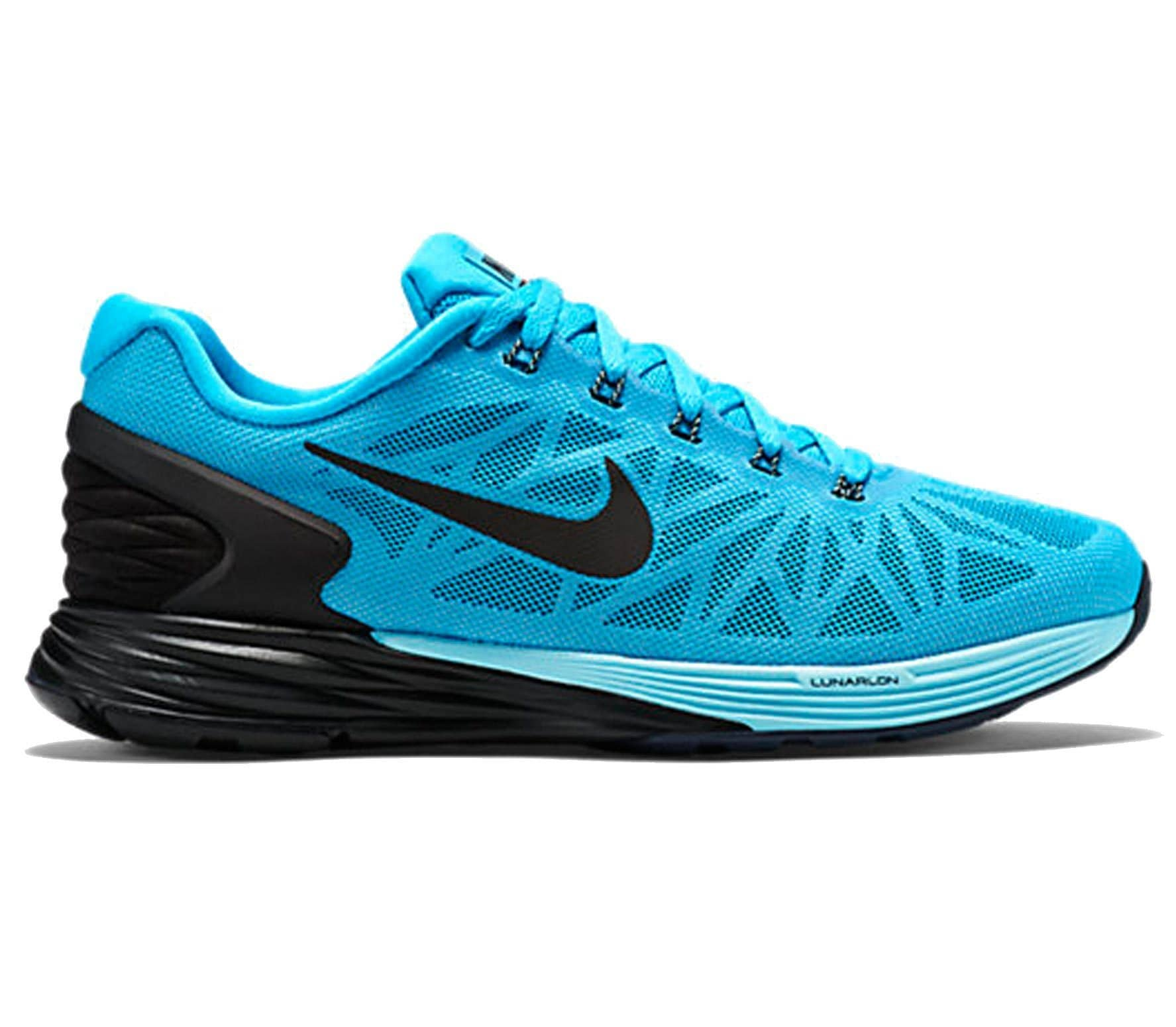 brand new c5ece 8565b Nike - Lunarglide 6 men s running shoes (turquoise blue)