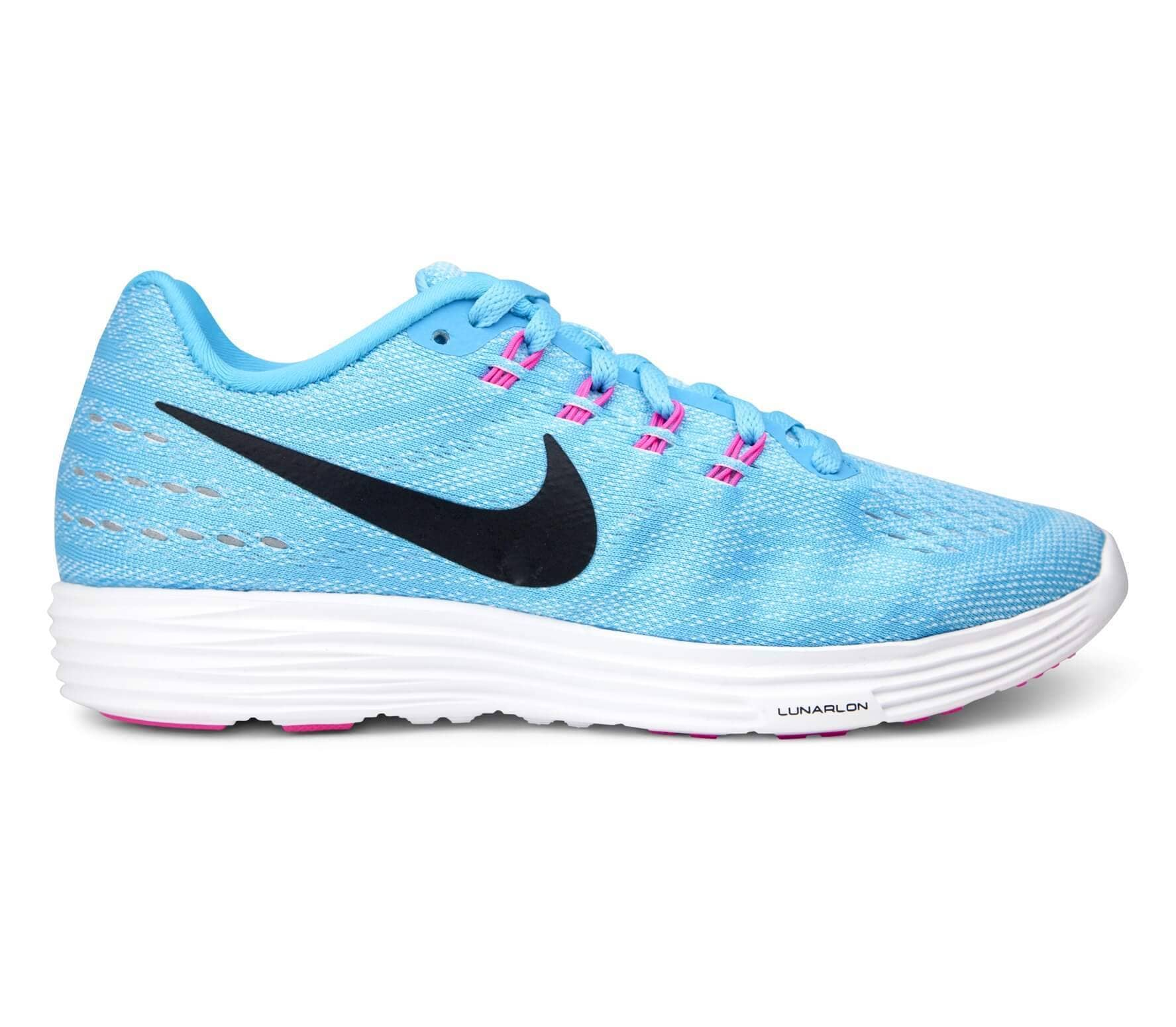 2454abf7bb6c7 ... ireland nike lunartempo 2 womens running shoes light blue pink 7318f  8f9e4