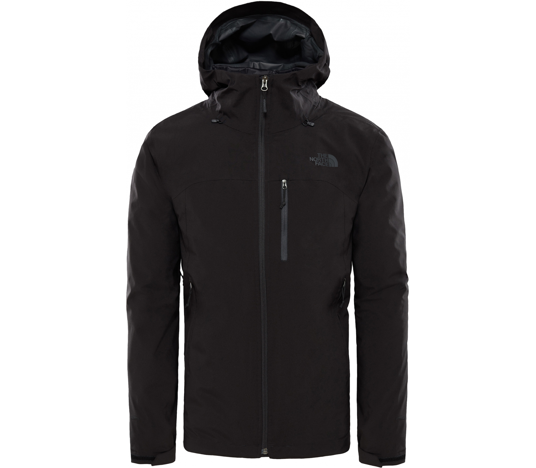 5ab7a61e28 The North Face - ThermoBall Triclimate Hommes Outdoorjacke (noir ...