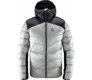 Mojo Down Hood Men Down Jacket