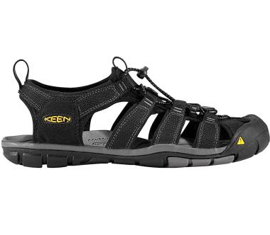 Keen - Clearwater CNX Heren Outdoorsandale (zwart)