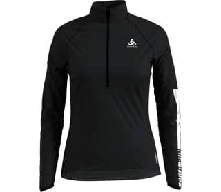 Midlayer 1/2 zip Zeroweight Cerami Warm Dames Hardlooptop