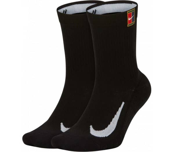 NIKE NikeCourt Multiplier Cushioned Tennis Socks - 1