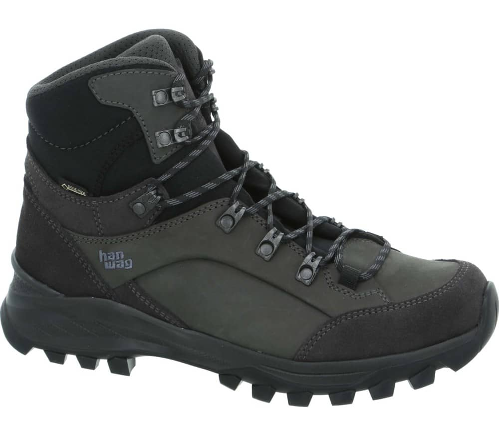 HANWAG Banks GORE-TEX Men Hiking Boots (black) 175,90 €
