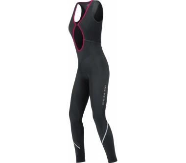 GORE Wear® - Power Lady Thermo Damen Radhose mit Träger (schwarz)