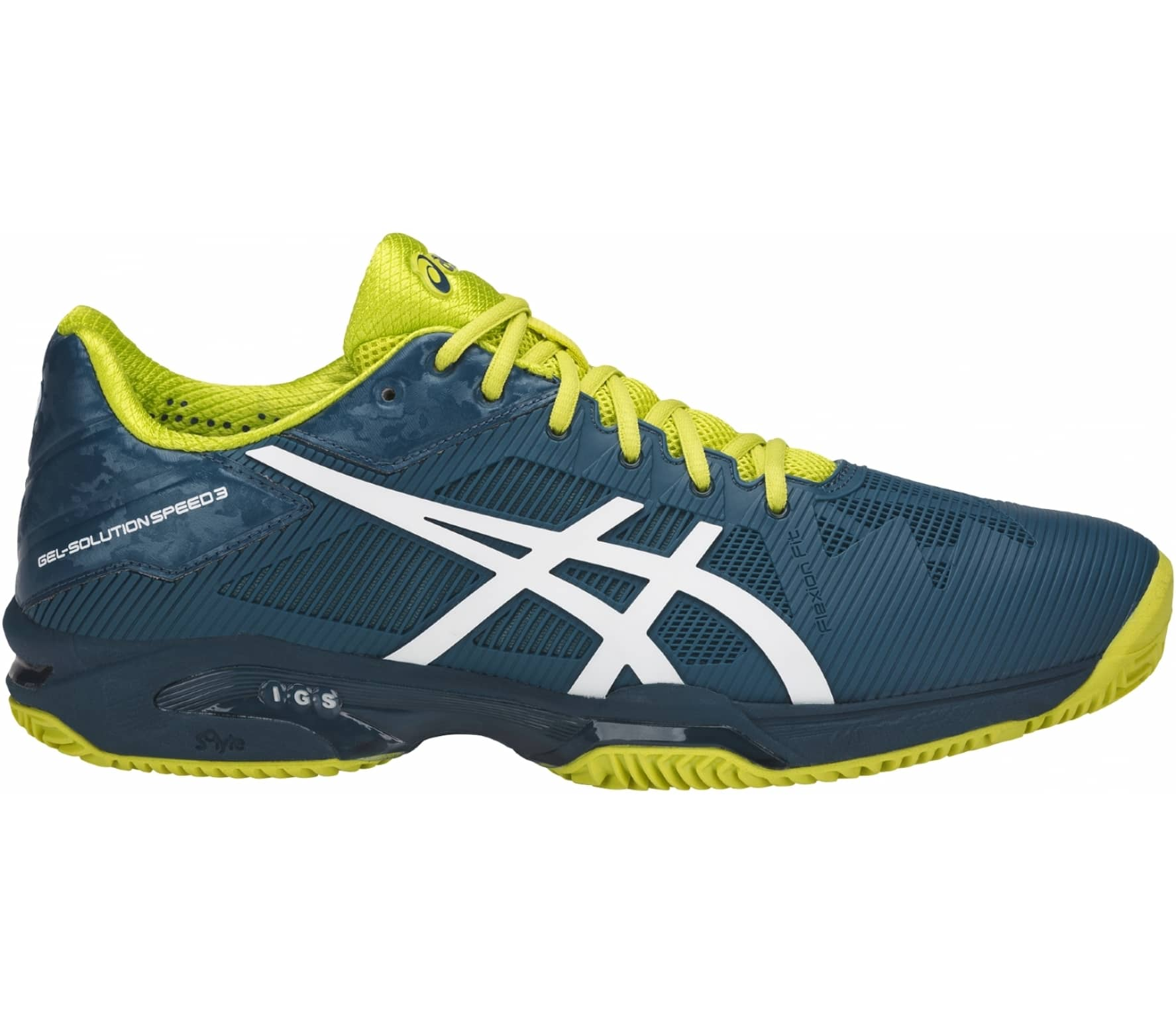 2asics gel solution speed 3 clay hombre