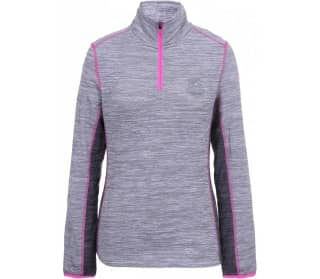 Carrara Women Halfzip